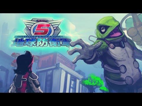 Earth Defense Force 5 (PC) - Stream 4