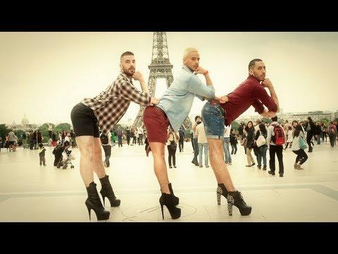 "YANIS MARSHALL ""SPICE GIRLS"" Directed By FERNANDO DE AZEVEDO Feat ARNAUD BOURSAIN & MEI MAMINE"