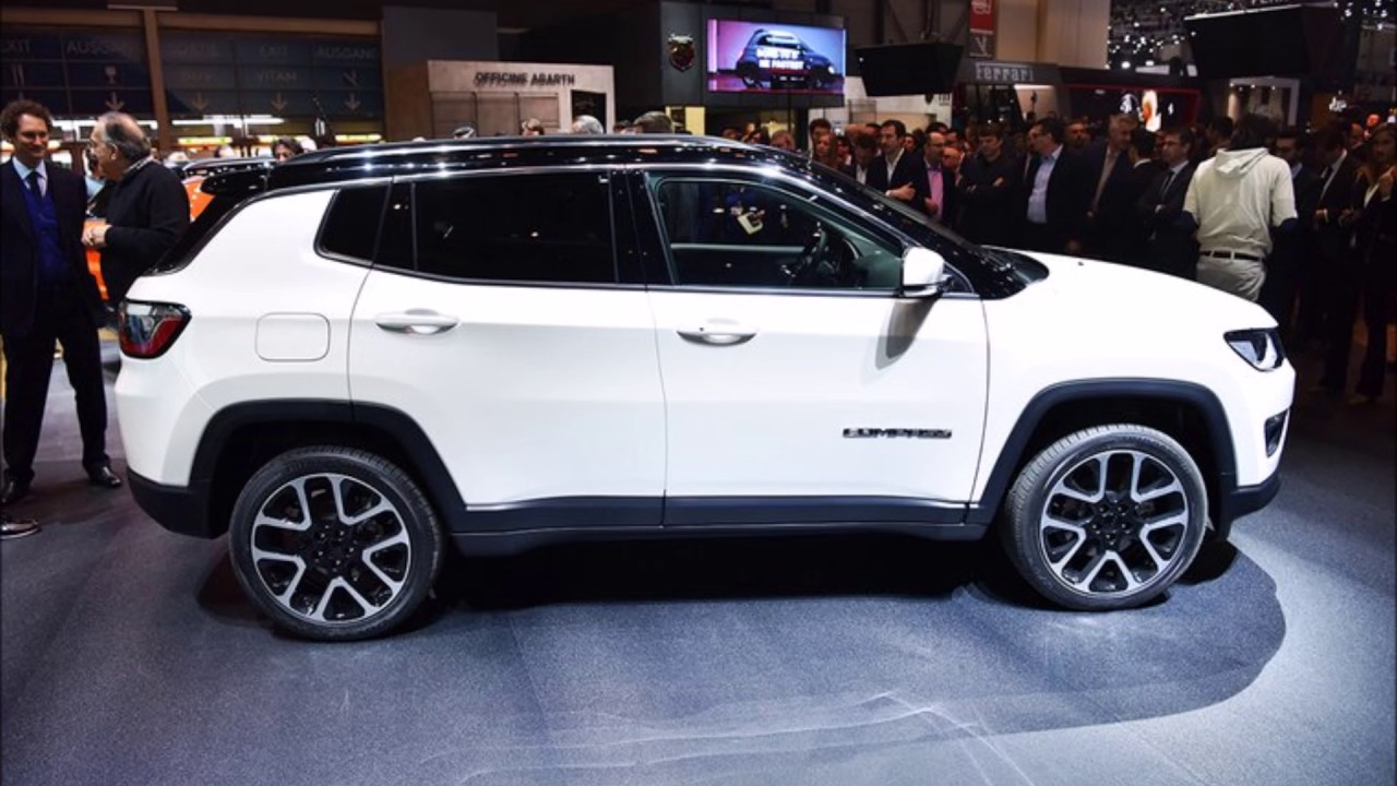 Jeep Compass New Compact Suv Youtube