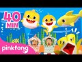Mix - Baby Shark Dance and more | Nursery Rhymes | Pinkfong Songs for Children
