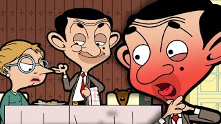 Dinner DATE | (Mr Bean Cartoon) | Mr Bean Full Episodes | Mr Bean Comedy