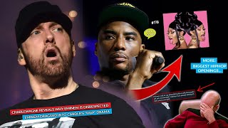 Fan Digs Up Throwback To When Charlemagne Revealed Why Eminem Is Disrespected And More