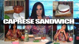 Mariah Milano Minute - Caprese Sandwich