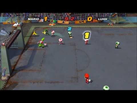 Mario Smash Football - Dolphin SVN 7409 [2 Player]