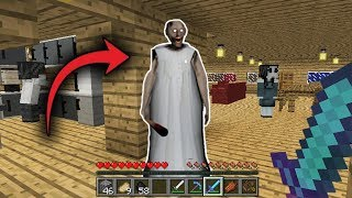I found Granny's house in Minecraft... (Granny Horror Game in Minecraft)