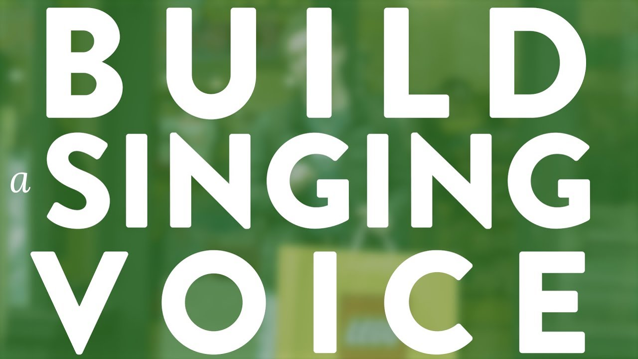 """Building A Singing Voice… Brick By Brick"" - Quick Singing Tips Ep. 25 Cover"