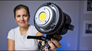 IS THIS THE BEST PHOTO & VIDEO LIGHT for YOUTUBE on a BUDGET? GVM P80S LED