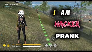 Download Funny Hacker  Prank in Garena Free Fire - Desi Gamers Mp3 and Videos