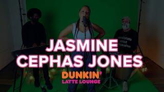 Jasmine Cephas Jones Performs Live At Dunkin Latte Lounge