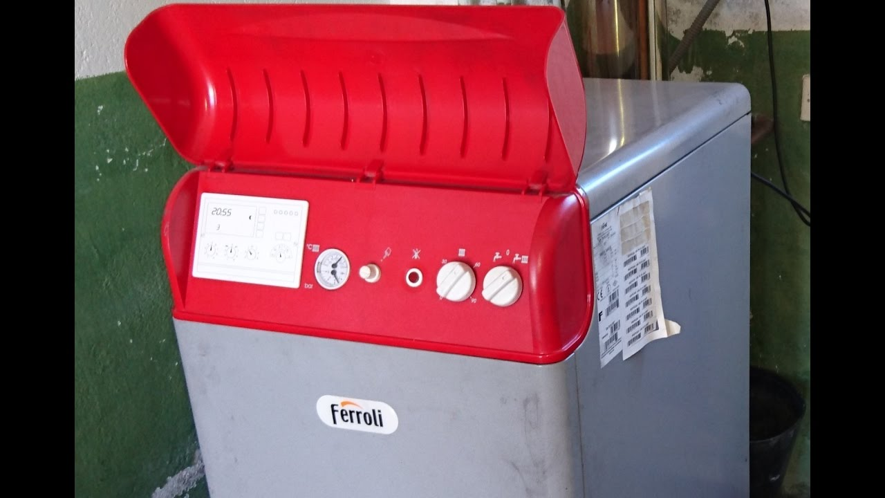 Ferroli gntk calienta el agua caliente al principio luego - Caldera no calienta agua si calefaccion ...