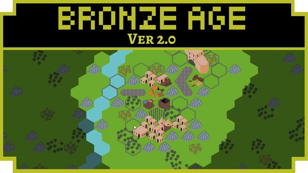 bronze age ver 2 0 free city builder youtube