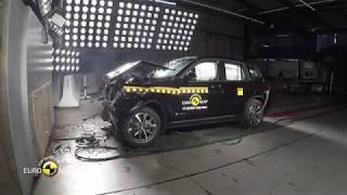 """بالفيديو.. """"البرنامج الأوروبي"""" يعلن نتائج اختبار تصادم بي إم دبليو X4"""