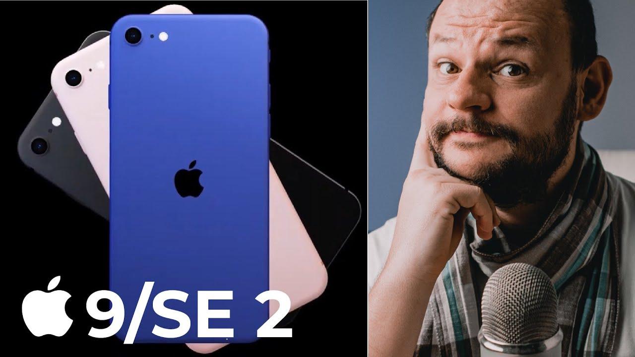 iPhone 9 ou iPhone SE 2 em 2020 – iPhone Barato? Rumores, Preço e Especificações