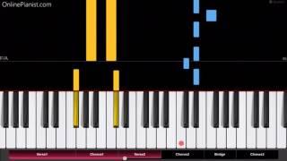 Imagine Dragons - Believer - EASY Piano Tutorial