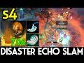 Disaster Echo Slam Meta 7.06 s4 Plays Earthshaker Dota 2