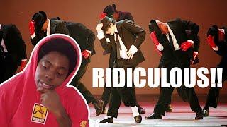Michael Jackson - Dangerous From 1995 MTV Video Music Awards Performance (REACTION!!!)