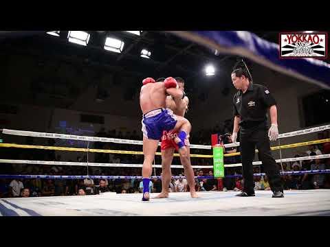 Manachai YOKKAOSaenchaiGym vs Pongsiri - Channel 7 Stadium