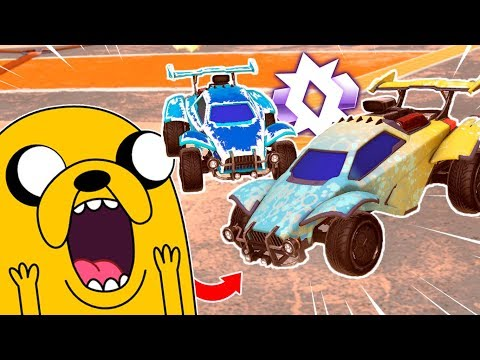 ADORO PARTIDAS COMO ESSAS NO ROCKET LEAGUE! thumbnail