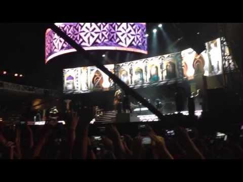Rihanna Diamonds World Tour İstanbul