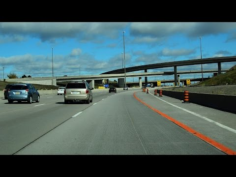Highway 407: Entire Route