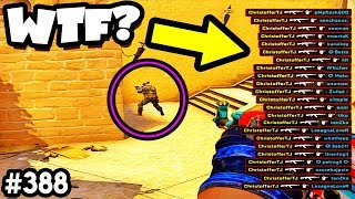 HOW TO DEATHMATCH in 2019? - CS:GO BEST ODDSHOTS #388
