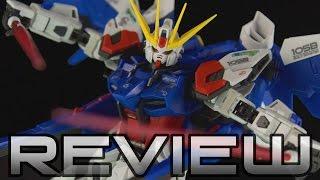 RG Build Strike Gundam - GUNDAM BUILD FIGHTERS - Gunpla Review ビルドストライクガンダム