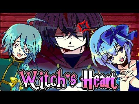 !! MOLESTEMOS A WILARDO ¡¡ - Witch´s Heart #10 en Español
