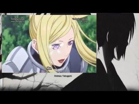 Noragami Aragoto Episodio 11 Parte 1 Legendado Pt Br Youtube