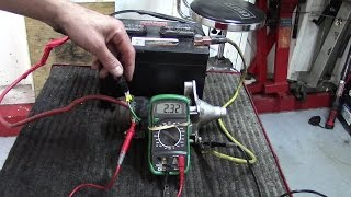 Diagnosis and Understanding- Voltage Drop