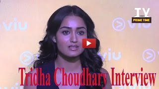 Tridha choudhary interview at the premier of spotlight web series | tv prime time