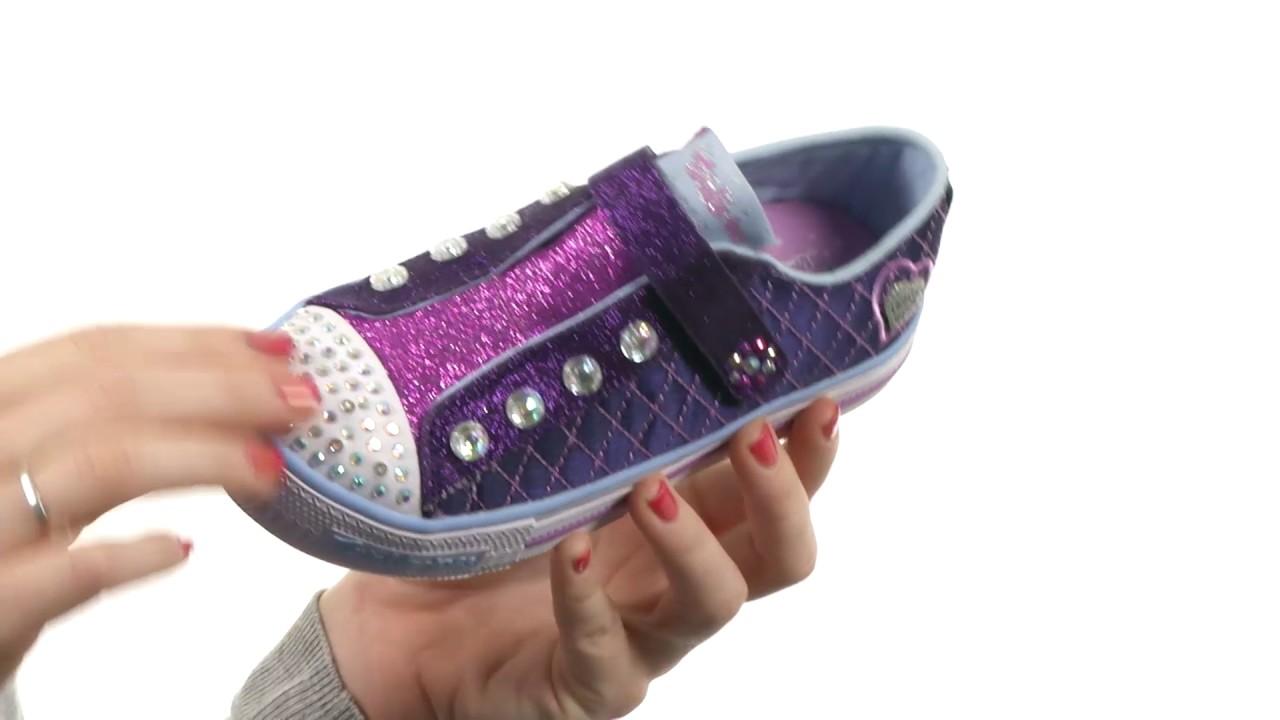 e4604904b4 SKECHERS KIDS Twinkle Toes - Sparkly Jewels 10689L Lights (Little Kid/Big  Kid) SKU:8789445