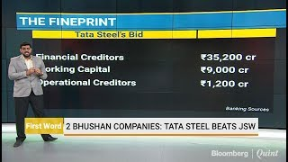 The Race For Bhushan Group Firms: How Tata Steel Outbid Others
