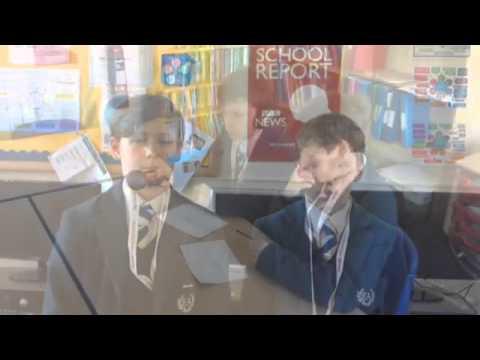BBC School Report – Senior Pupil Ben plays Scotland U18 Rugby