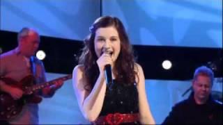 Amy Diamond - Hej Mitt Vinterland (Live Bingolotto 2010)