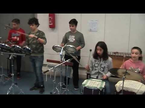 Cheap Thrills-cover by Ceneda Roma - musica a scuola - lezione aperta IIa