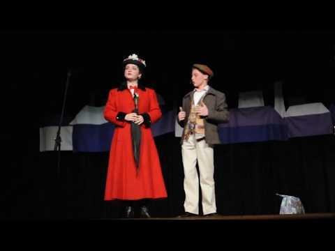 """Free Download Mary And Bert """"chim Chim Cher-ee"""" From """"mary Poppins Jr"""" Mp3 dan Mp4"""