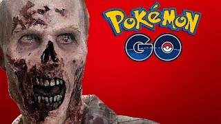 Woman Playing Pokemon Go Finds Corpse While Looking For Pokestop