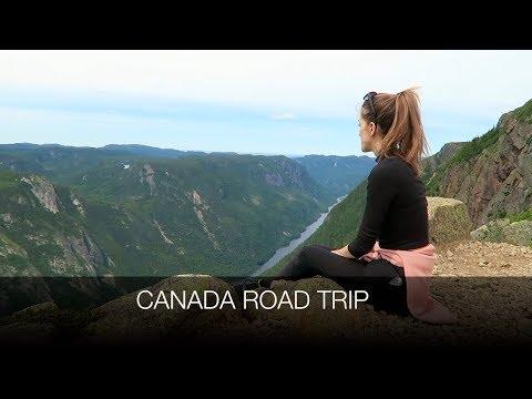 CANADA VLOG - QUEBEC, MONTREAL, OTTAWA, NIAGARA, TORONTO   natalie danza