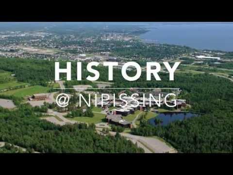 History @ Nipissing