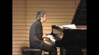 Alexander Scriabin : Piano Sonata No.9  Op.68 (Black Mass)
