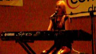 "Tori Amos - ""500 Miles"" - ""The End Zone"" 101.9 The End - SLC"