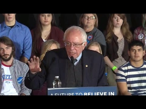 Poll shows Sanders has 27 point lead over Clinton in N.H.