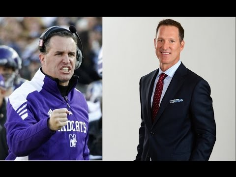 Pat Fitzgerald Calls Out Douche Bag Danny Kanell & ESPN