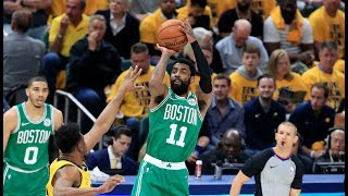 Kyrie Irving Owned The 4Q In Game 3 vs. The Indiana Pacers