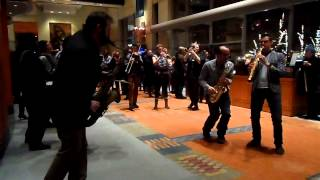 Asphalt Orchestra - Something Against You (Pixies) - NJPAC 28/01/2014