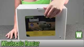Bushnell Sentry Spotting Scope 12-36X50 Ultra Compact 789332 Shooting Gaming Unboxing