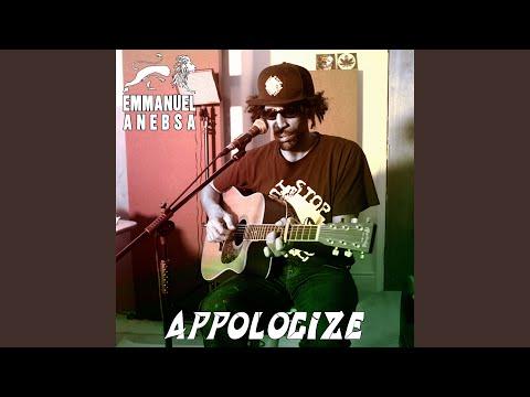 Appologize