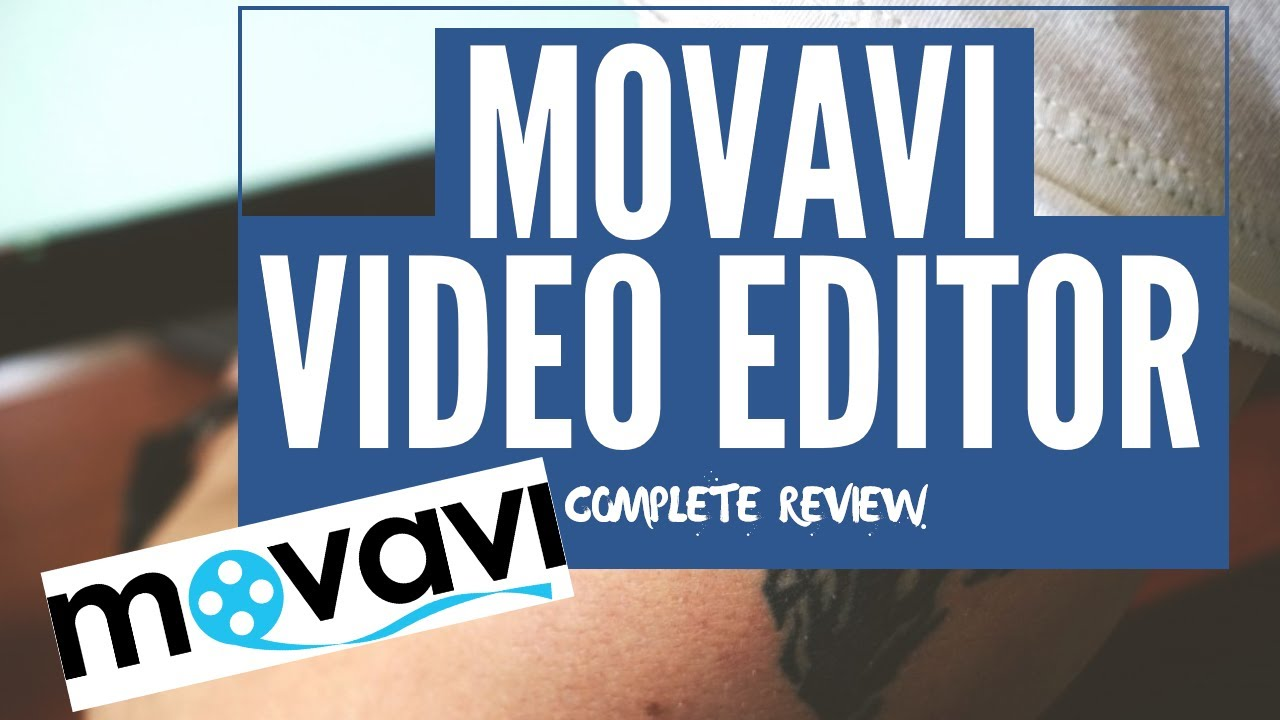 Movavi video editor: a budget editor that's small on price but big on high  fashion classy features