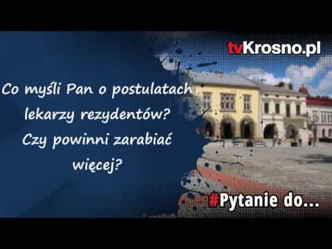 """""""PYTANIE DO…"""" posła Piotra Uruskiego. Postulaty lekarzy rezydentów. Czy powinni zarabiać więcej?"""