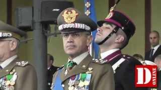Il nuovo capo di Stato Maggiore dell'Esercito